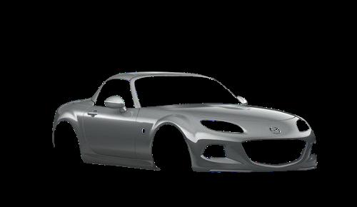 Цвета кузова MX-5 Roadster Coupe