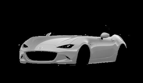 Цвета кузова MX-5 Roadster